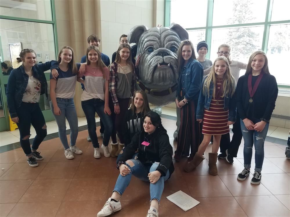 NBAMS students to state History Day competition