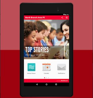 North Branch Area Public Schools launches new mobile app