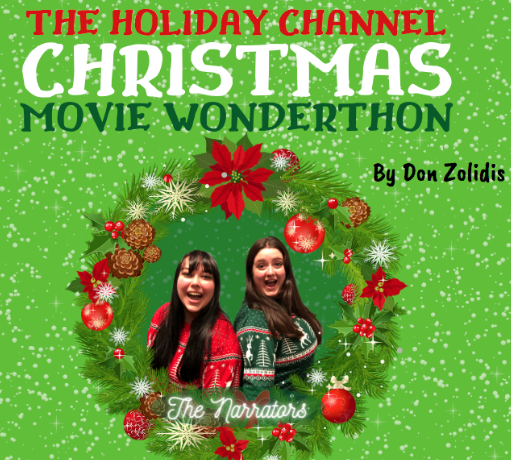 The Holiday Channel Christmas Movie Wonderthon starts Nov. 20!